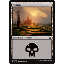 * Foil * MTG Swamp # 257 NM - Kaladesh