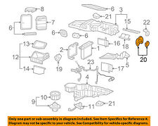GM OEM-Door Actuator 89018374
