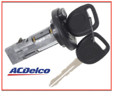Ignition Lock Cylinder ACDelco Pro Chevy/GMC OEM D1498G W. 2 Keys