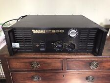 Yamaha P1500 Power Amplifier - Massive! Serviced & PAT Tested