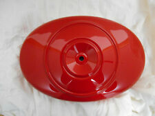 HARLEY DAVIDSON TWIN CAM AIR CLEANER COVER / REAL RED - 29585-02BBN