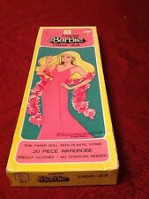 Super Star Barbie Paper Doll Box Whitman 1978