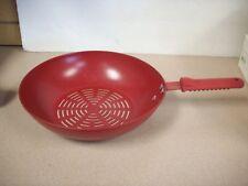 Mark Charles Misilli MCM Red Steamer Pan