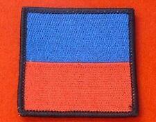 Royal Artillery TRF Combat Badges RA TRF Combat Badge Hook & Loop  Backed Badge