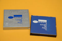 3CD BLUE NOTE STORY OF JAZZ (NO LP )1°ST ORIGINALE EX+ CON LIBRETTO