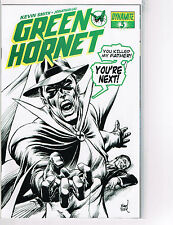 The Green Hornet #3 Actual Death Cover New Sealed Limited (2010)