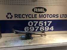 2002 AUDI A3 FRONT WIPER MOTOR AND LINKAGE 1.8 Petrol