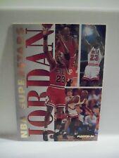 1993-94 Fleer NBA Superstars #7 Michael Jordan