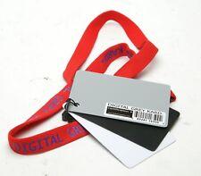 "Digital Grey, Black & White Cards 3-3/8 x 2"" f/Testing White Balance. Ex. Useful"