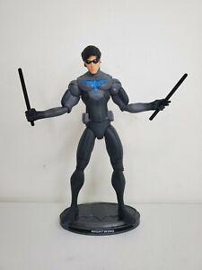 "DC UNIVERSE Direct Son of Batman 6"" NIGHTWING Dick Grayson Animated Movie Figure"