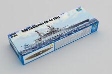 Trumpeter USS California BB-44 1941 Battleship 1/700 ship model kit new 5783