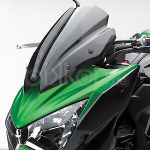 Kawasaki Z800 Windscreen Tinted
