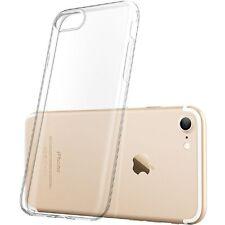 iPhone 7 Clear Case Slim Bumper Ultra Thin TPU Rubber Gel