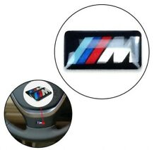 5 pz Adesivi M Sport Bmw 3D sticker ruote volante cerchi sterzo pomello 120 320