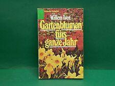 TB Gartenblumen fürs ganze Jahr - Willem Iven Goldmann Ratgeber 1979