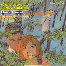 Dear Heart / Songs About Love 2000 by Mancini, Henry