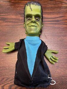 Vintage Herman Munster Talking Puppet 1964 by Mattel Frankenstein