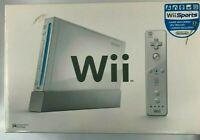 Wii Console Bundle: 2 Remotes 2 Nunchuck 5 Games + More