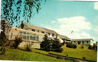 Vintage Postcard - The Oddo House Hotel Highland New York NY Un-Posted #1423