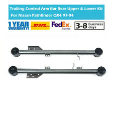For Nissan Pathfinder QX4 97 Pair of Left Right Rear Lower Control Trailing Arm