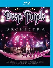 Deep Purple - Live At Montreux 2011 (Blu-ray, 2013)