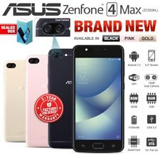 New Factory Unlocked ASUS Zenfone 4 Max ZC520KL Black Gold Pink Android Phone