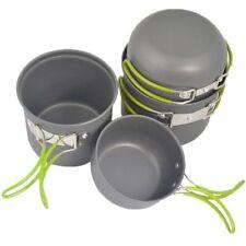 Lightweight Outdoor Camping Picnic BBQ Aluminum alloy Pot