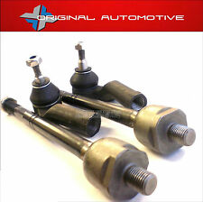 FITS FORD FOCUS MKII 2005-2014 FRONT INNER & OUTER TIE TRACK ROD ENDS X2