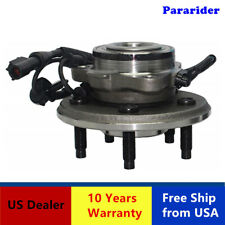1 NEW Front Wheel Hub Bearing Assembly w/ABS 515078 Fits 06-10 Ford Explorer