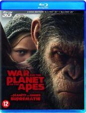 La Planete des Singes : Suprematie - Blu Ray 3D + Blu Ray 2D [Blu-ray]