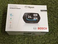 Bosch Nyon Navi Display Nachrüstkit für Active, Performance u. CX Motor NEU 2017