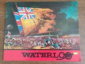 Waterloo 1970 Premiere Press Show invite 26th Oct 1970 Odeon Marble Arch