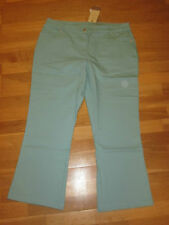 cotton traders mint green bootcut jeans size 20 leg 33 brand new with tags