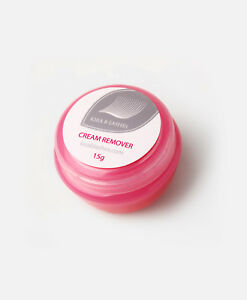 Cream Remover Eyelash Extensions. Individual Kira B Lashes Remover. Lash Remover