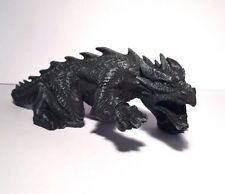 Monte with Moore Grey Dragon ~ Mythological Gothic Ornament 766-9049