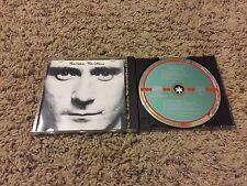 PHIL COLLINS (GENESIS) FACE VALUE WEST GERMANY AUDIOPHILE CD TARGET ATLANTIC
