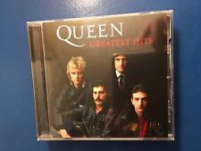 QUEEN. GREATEST HITS.        SEVENTEEN TRACK COMPACT DISC     2011 REMASTER