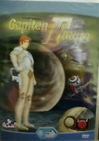 DVD MONDO TV ANIME FANTASCIENZA ANNI 80,CAPITAN FUTURO CAPTAIN PRIMI EPISODI 1,6