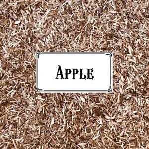 BBQ SMOKING WOOD - Apple Wood Dust 1/2kg Bag - FREE POST!