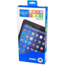 Laser 7 Inch eTouch 8gb Quad Core Android 9 Tablet Bluetooth WiFi W/camera Bk