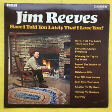 Jim Reeves - Have I Told You Lately That I Love You? - Rca CDM-1049 Ex-Condition