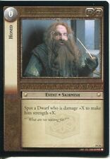 Lord Of The Rings CCG Card SoG 8.C6 Honed