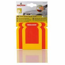 NIGRIN Karosserie Spachtelsatz - 21014 - Flächenspachtel Kunststoffspachtel