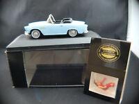 Starter CEC n° V1033 Simca Cabriolet océane 1957 1/43 neuf en boîte /boxed Mint