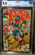 New listing X-Men 8 Cgc 9.8 Nm/M White Pages New Case