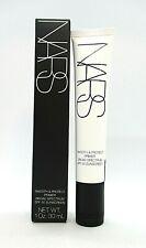 Nars Smooth & Protect Primer Broad Spectrum SPF 50 sunscreen ~ 1 oz / BNIB