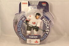 Import Dragon Figures World Cup of Hockey Jonathan Toews White Jersey