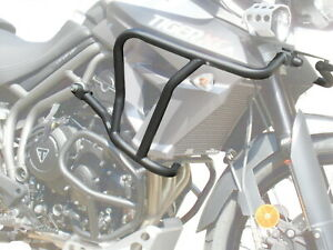 CRASH BARS ENGINE GUARD HEED TRIUMPH TIGER 800 / XC / XR (2015 - 2019) - Upper