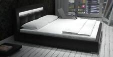 Wasserbett Design Polster Komplett Bett Betten Lederbett Polsterbett Wasser Moon