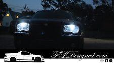 Bright White Chrysler 300c L.E.D Headlight Parker Light Bulbs